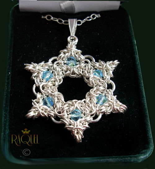 images/sterling silver magen david w aquamarine.jpg